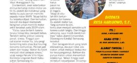 Resa Haribowo Wakil Gerindra di Dapil 1 Kabupaten Semarang